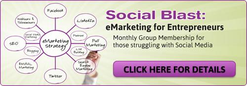 Social Blast: eMarketing for Entrepreneurs