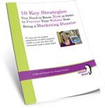 10 Things to Prevent Marketing Disaster Free Report