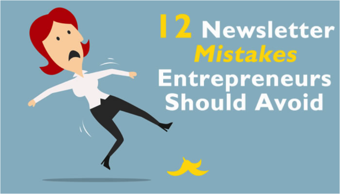 12newslettermistakes