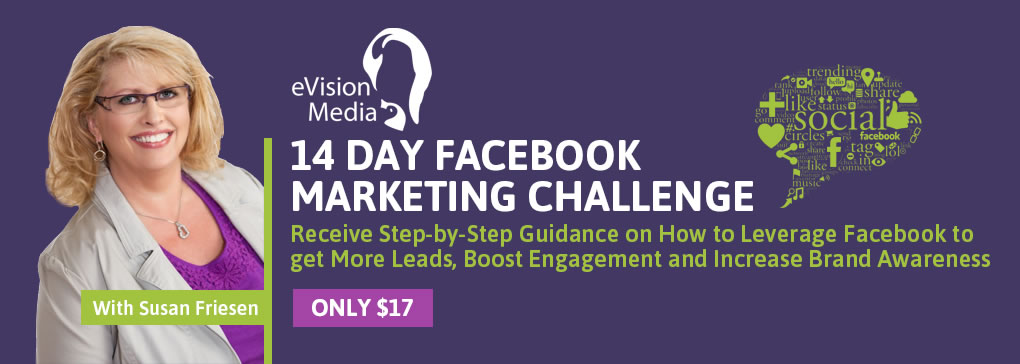 14 Day Facebook Marketing Challenge
