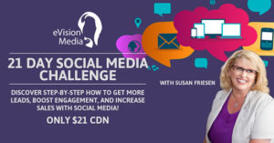 21 Day Social Media Challenge April 17th