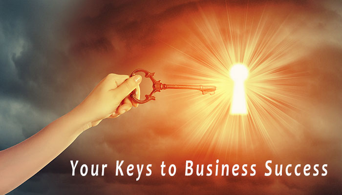 Five Keys To Thriving In Your Business