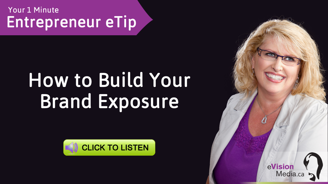 Entrepreneur eTip: How to Build Your Brand Exposure Through Commenting