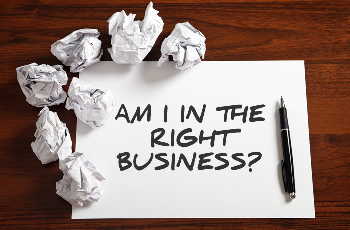 How to Know If You Are In The Right Business – Law of Attraction Check In