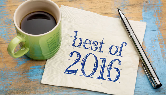 Our Most Popular Blog Articles of 2016