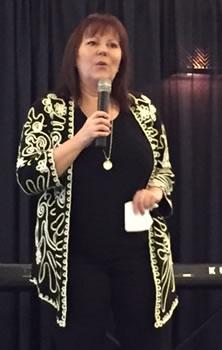 WOW Organizer Christine Awram