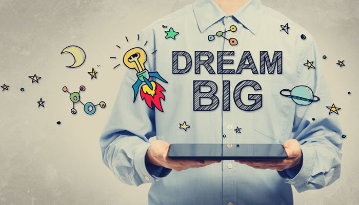 How to Dream BIG in Your Business