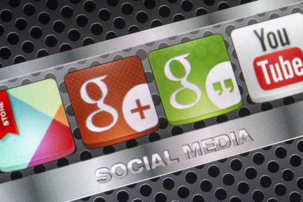 Google Hangouts Icons