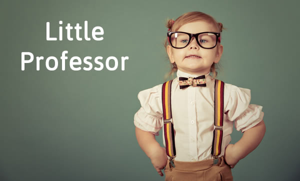 Your Little Professor