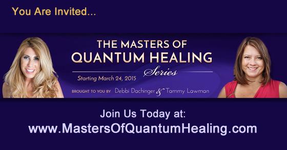 Masters of Quantum Healing Multi-Expert series
