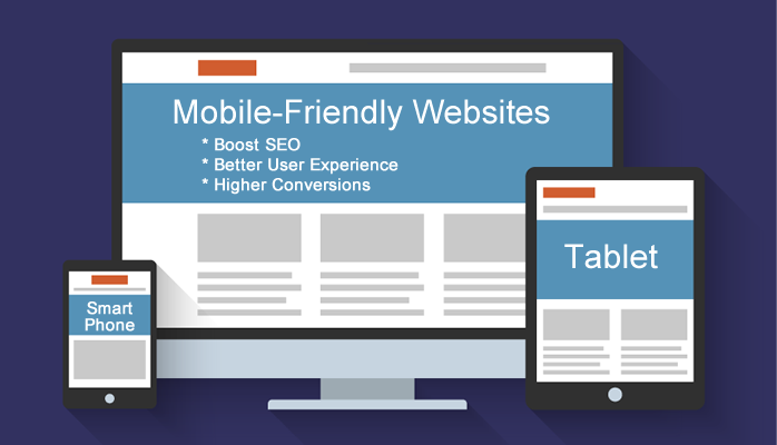 Mobile Friendly Websites Boost SEO