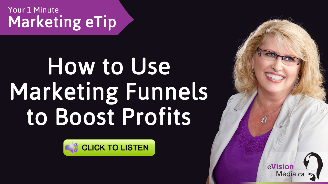 Marketing eTip: How to Use Marketing Funnels to Boost Profits