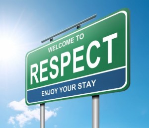Welcome to Respect