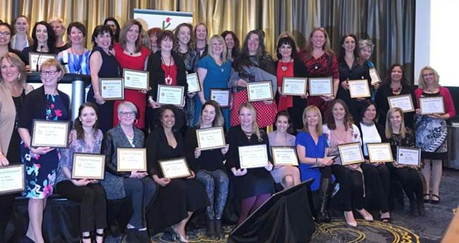 Woman of Worth award finalists 2017