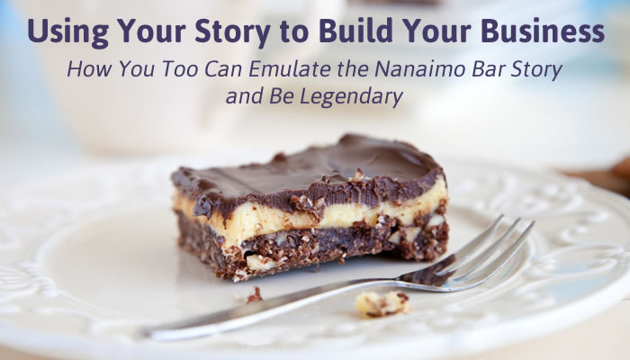 Using Your Story to Build Your Business