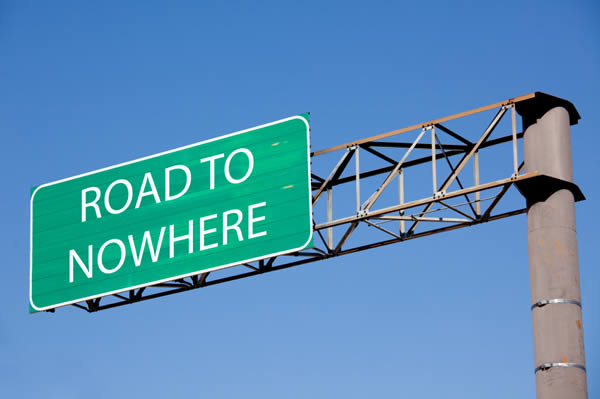 Is Your Website On A Road To Nowhere Designing A Website