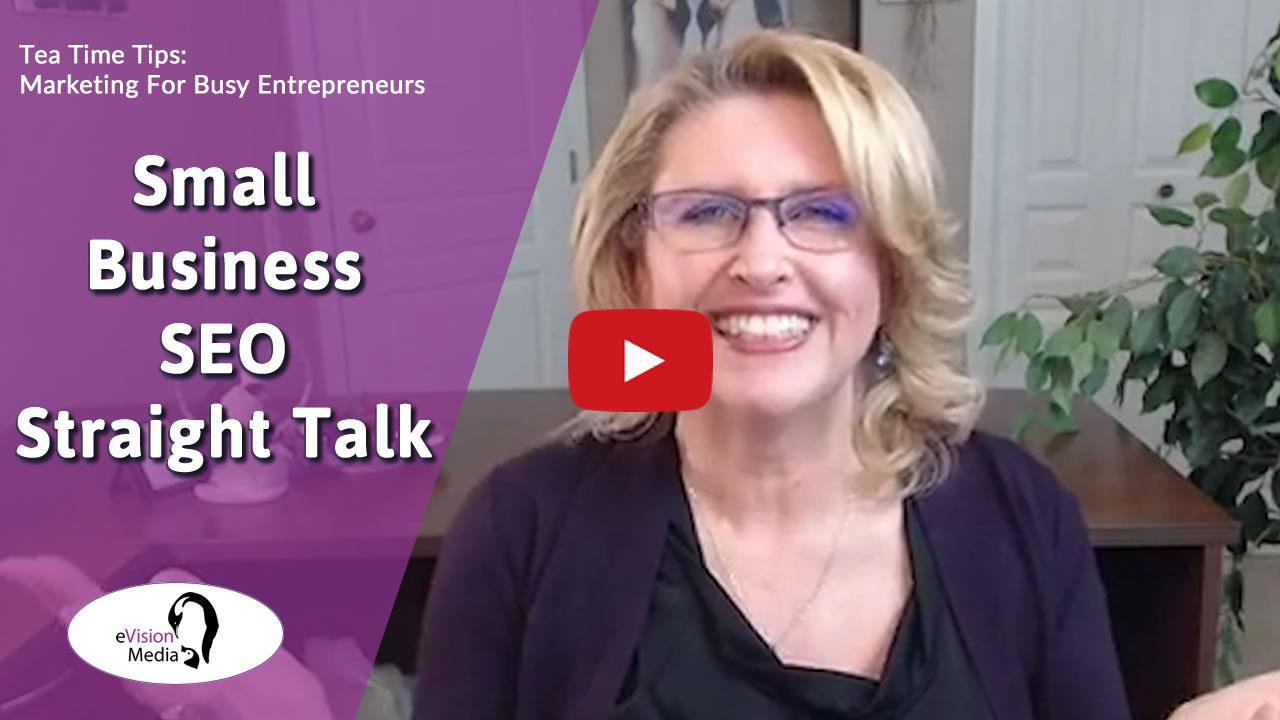 Small Business SEO Straight Talk
