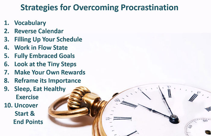 3 Telltale Signs You're Procrastinating and How to Stop