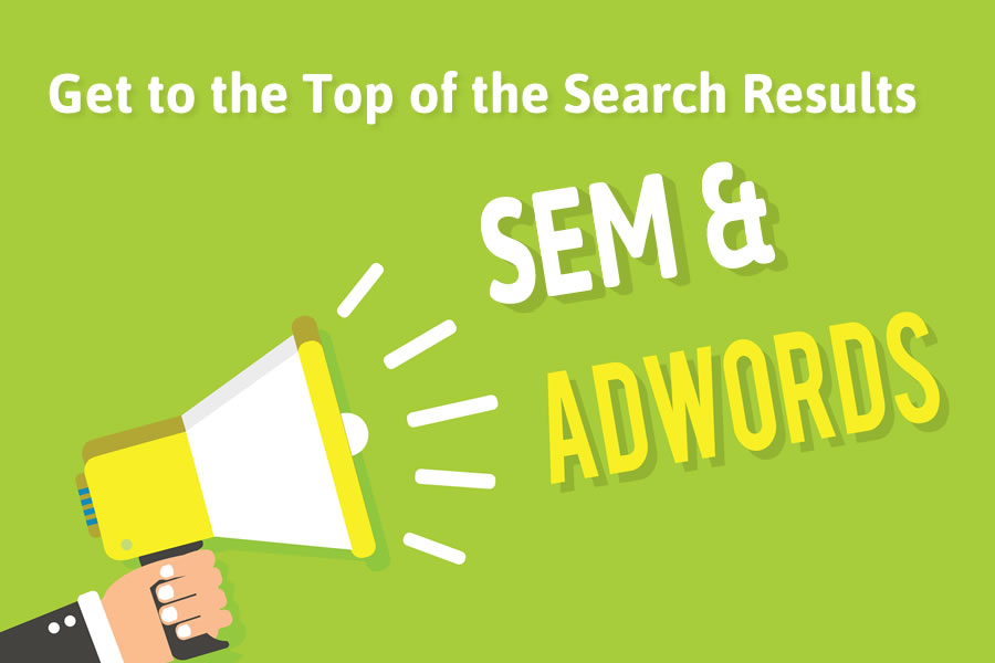 Get to the Top of the Search Results with SEM