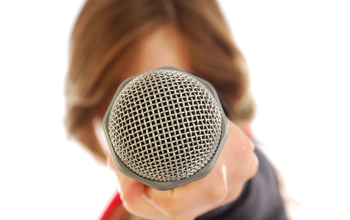 Why Speaking Engagements Don't Have to Be Nail-Biting
