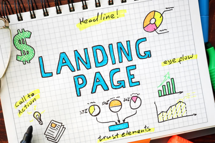 Top 13 Ways Landing Pages Can Build Your Business