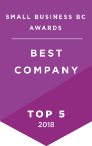 Small Business BC Award - Best Company