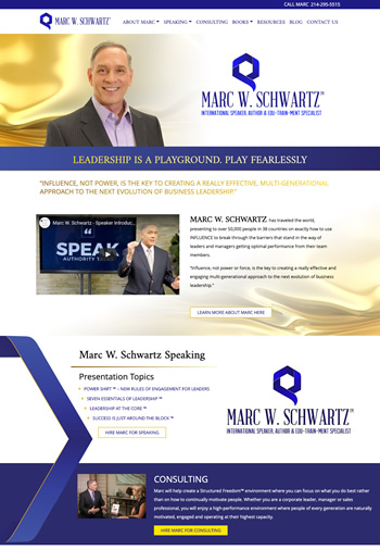 Marc W Schwartz