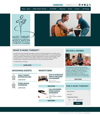 Music Therapy Association of BC