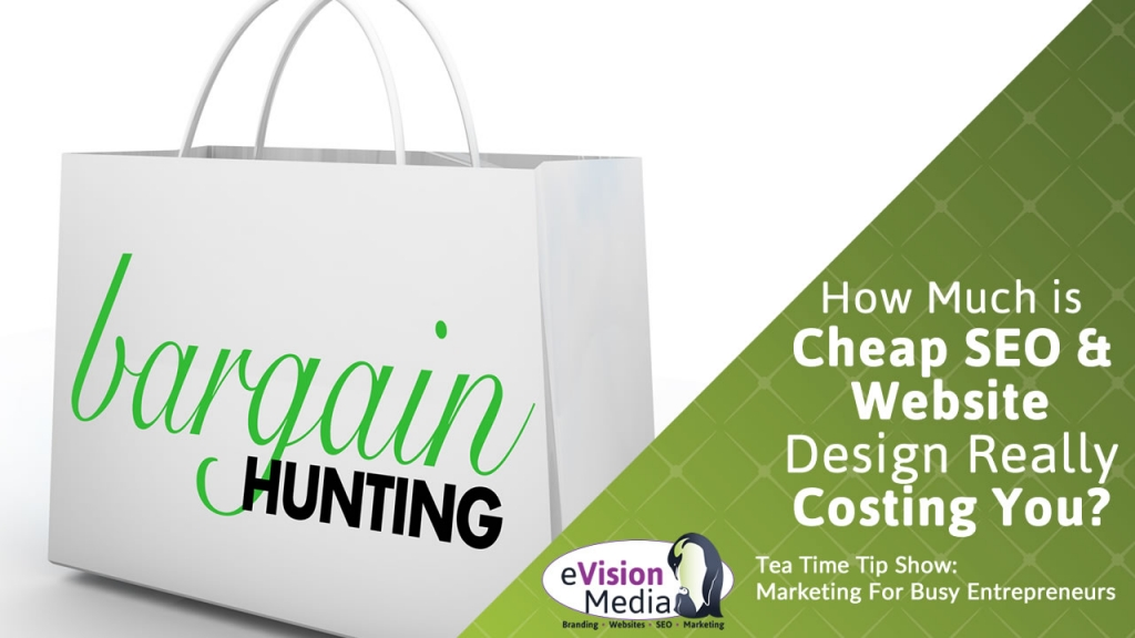 How Much is Cheap SEO & Website Design Really Costing You?