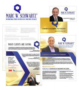 Marc W Schwartz Professional Branding Package