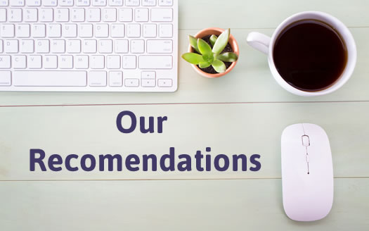 Our Recommended Web Hosting and Domain Name Registrars